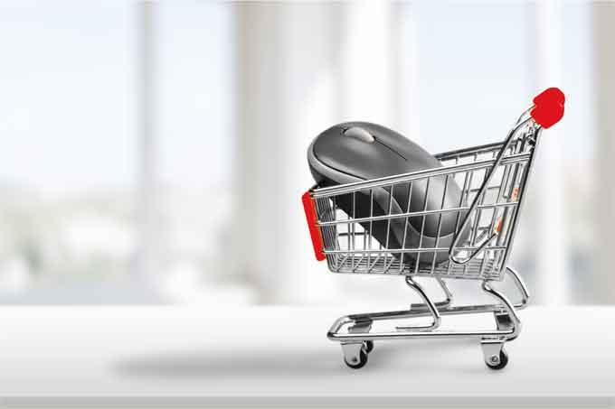 Carrito de compra - Ecommerce