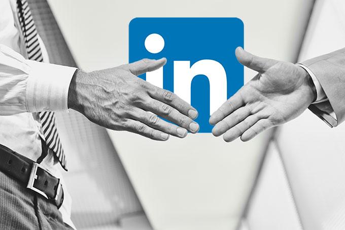 Perfil de empresa en LinkedIn